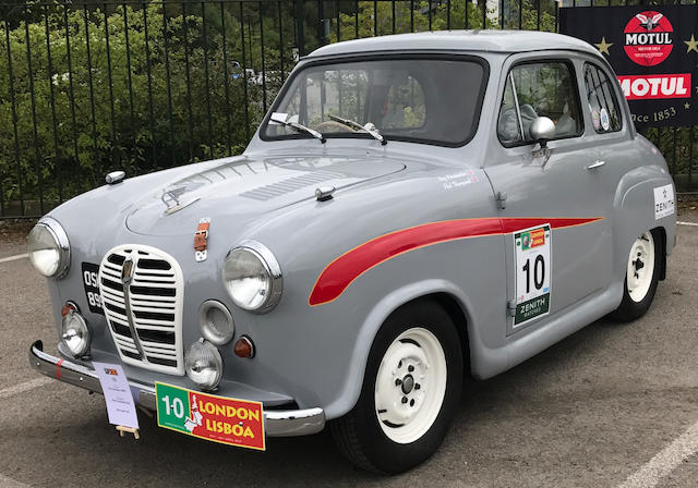 1955 Austin A30 Rally Car  Chassis no. A2S4132280