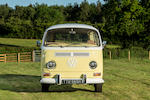 1970 Volkswagen Type 2 Microbus  Chassis no. 2302210018