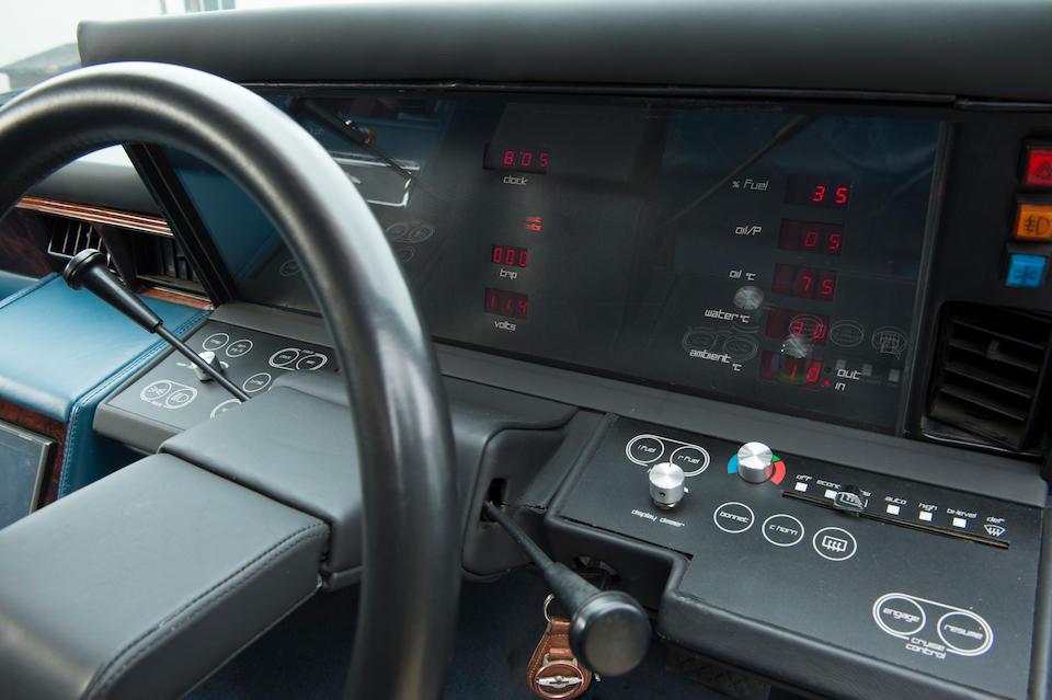 1980 Lagonda Series 2 Saloon  Chassis no. LOOR 13047