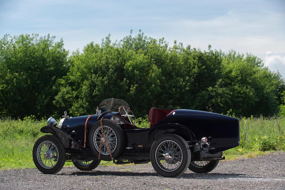 1923 Bugatti Type 23 Brescia Modifié Torpedo  Chassis no. 1709