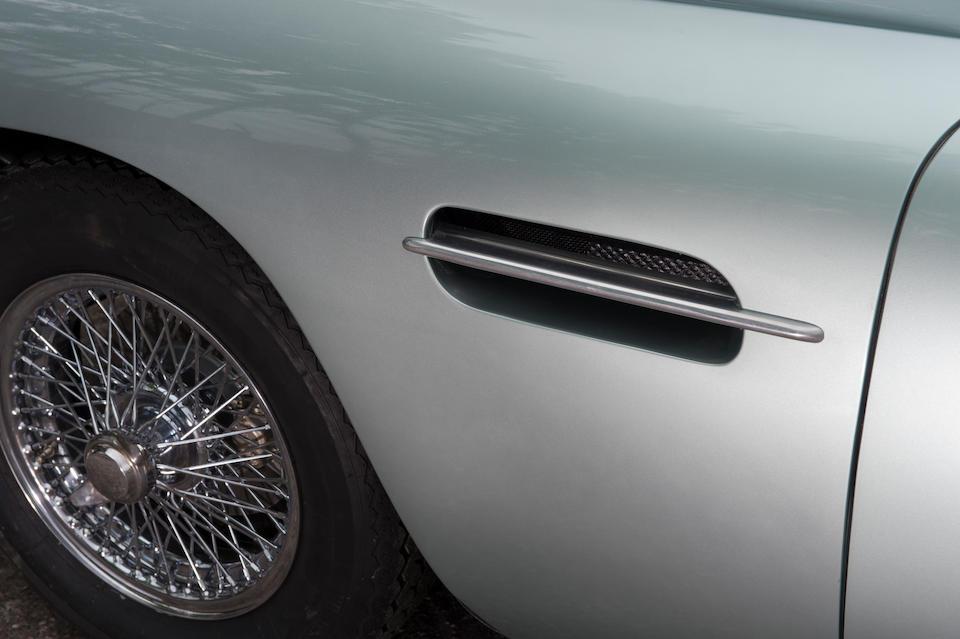 1959 Aston Martin DB4 'Series 1' Sports Saloon  Chassis no. DB4/147/R