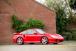 2005 Porsche 911 Type 996 Turbo S Coupé  Chassis no. WP0ZZZ99Z5S680090