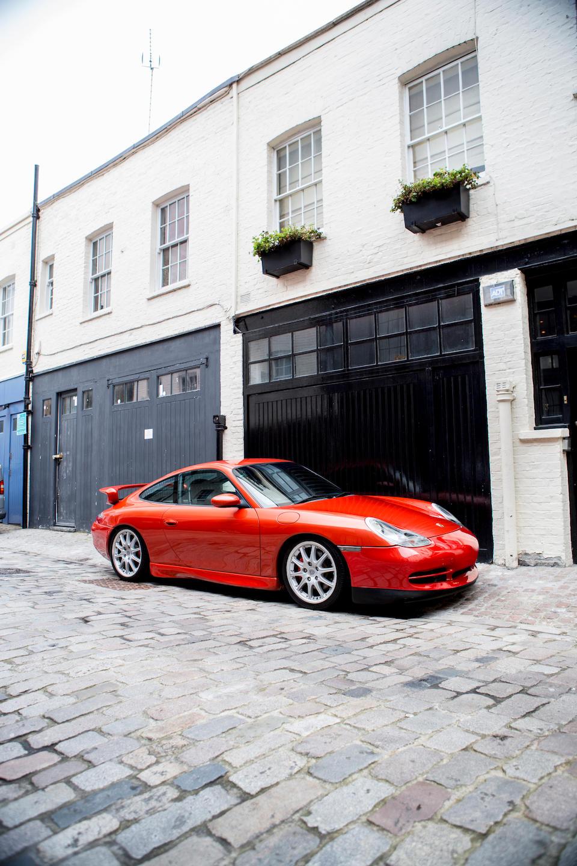 2005 Porsche 911 Type 996 Turbo S Coupé  Chassis no. WP0ZZZ99Z5S680090
