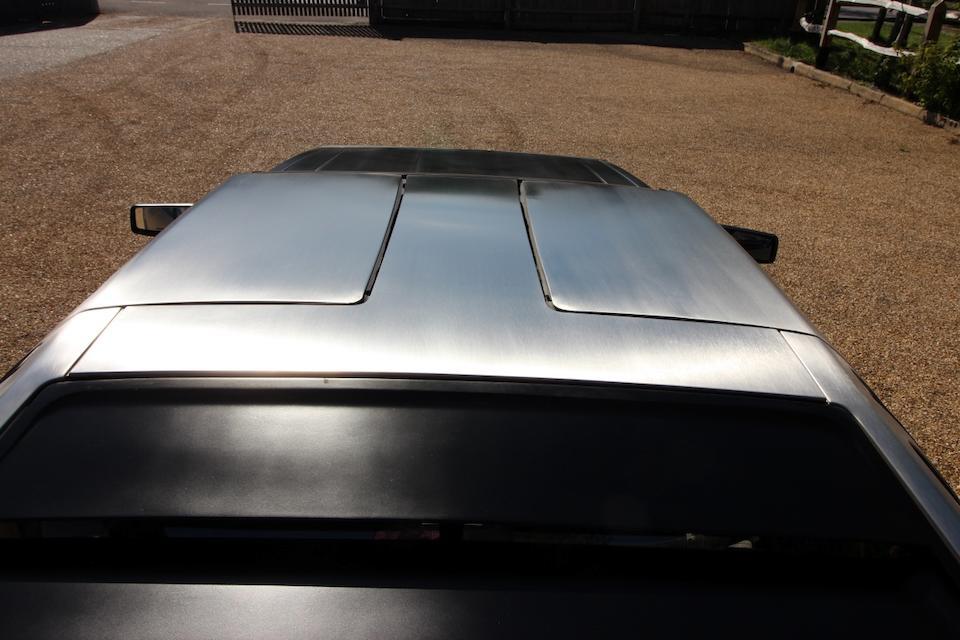 1981 DeLorean DMC12 Coupé  Chassis no. SCEDT26T4BD005175