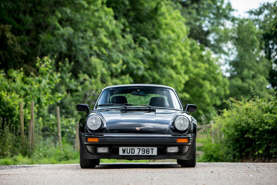 Originally owned by Peter Sellers,1978 Porsche 911 Type 930 Turbo Coupé  Chassis no. 9308700256