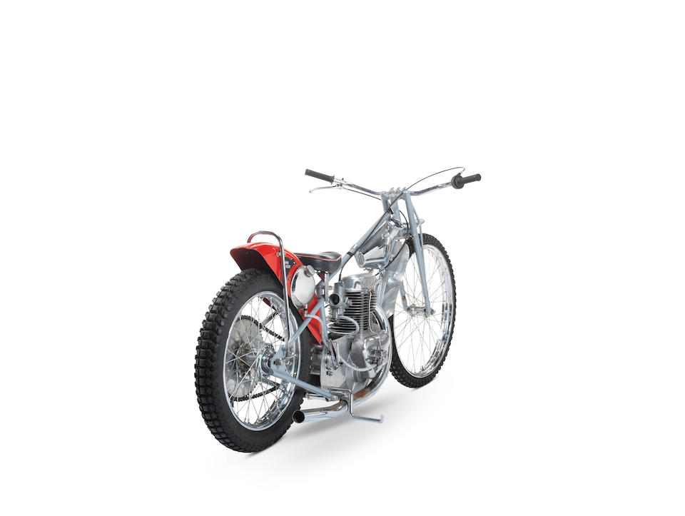 The ex-Ivan Mauger, 'a gift from Newcastle Diamonds', 1965 ESO Speedway Racing Motorcycle Engine no. 2139-1965