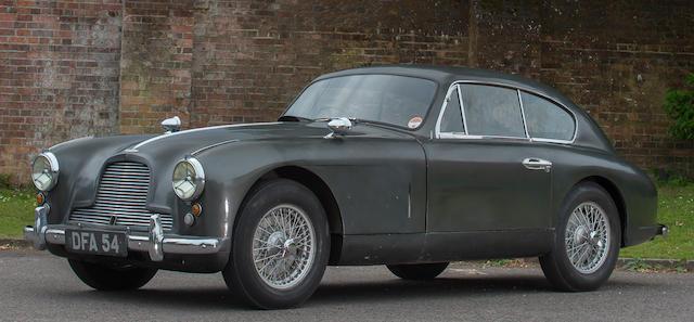 1954 Aston Martin DB2/4 3.0-Litre Sports Saloon  Chassis no. LML 846