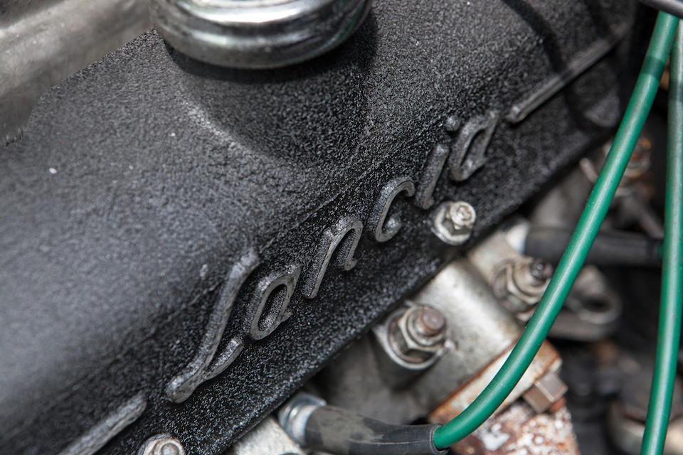1961 Lancia Flaminia 2.5-Litre Convertible with Hardtop  Chassis no. 824.04-1355