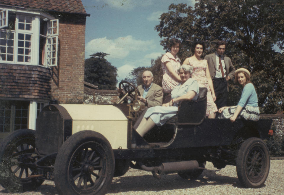 Single family ownership since 1957,1911 Mercedes Simplex 28/50hp 'Roi des Belges' Tourer  Chassis no. 11138