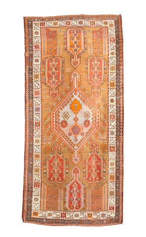 A Schikli Kazak carpet Central Caucasus, 121cm x 253cm