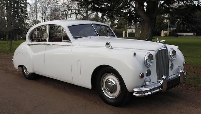 1951 Jaguar Mark VII Saloon  Chassis no. 711931