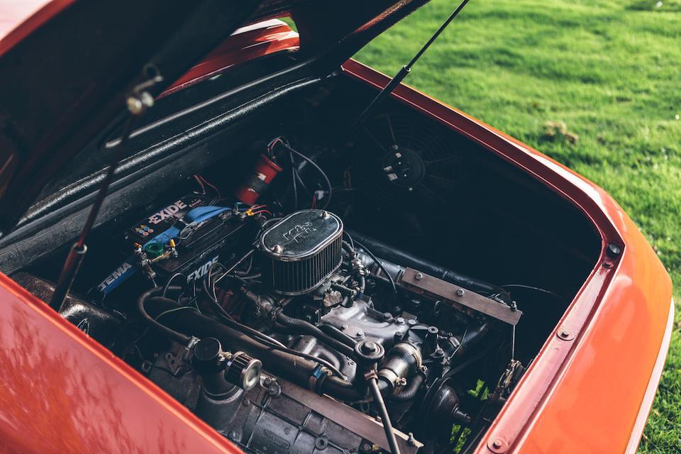Alpine  A310 V6 coupé 1979