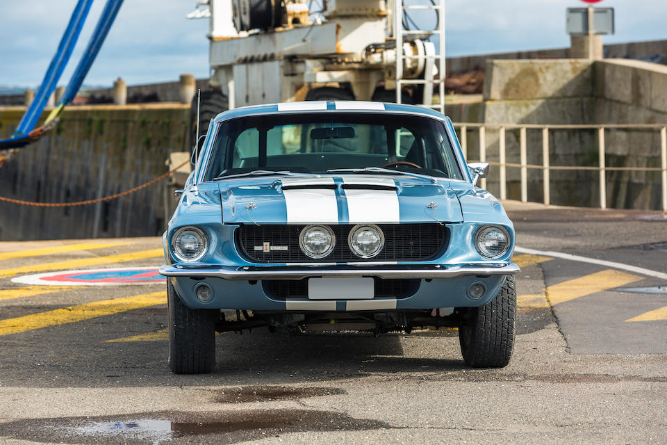 Ford  Mustang Shelby GT350 Coupé 1967  Chassis no. 67200F7A02220