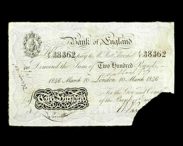 Bank of England, (1)