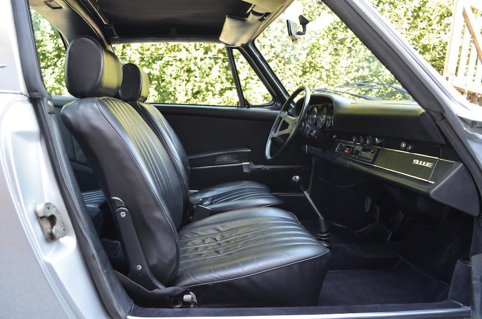 1971 Porsche  911E 2.2 Targa  Chassis no. 911 121 0742