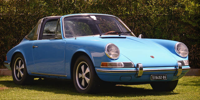 1970 Porsche 911 T Targa
