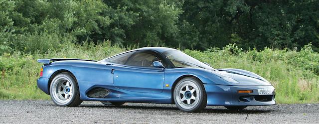 1991 Jaguar XJR-15  Chassis no. SABTVR03598317220