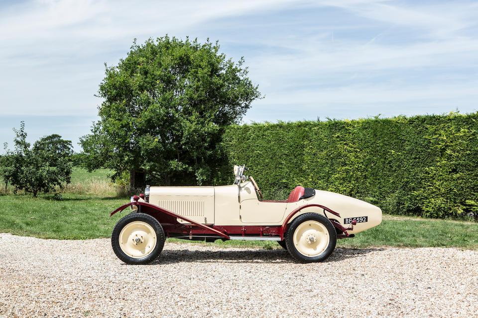 c.1921 Oldsmobile 4.0-Litre Model 37 Speedster  Chassis no. 37AT893