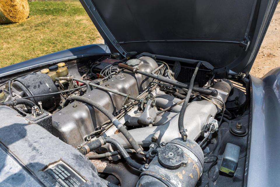 Mercedes-Benz  280 SL boîte manuelle ZF cinq rapports Cabriolet avec Hardtop 1968