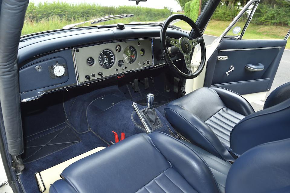 1960 Jaguar XK150S 3.8-Litre Fastback  Chassis no. T825146/DN