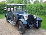 1927 Dodge 'Fast Four' Landaulette  Chassis no. A983024