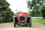 1913 Vermorel 12/16hp Model L Torpedo Tourer  Chassis no. L1414