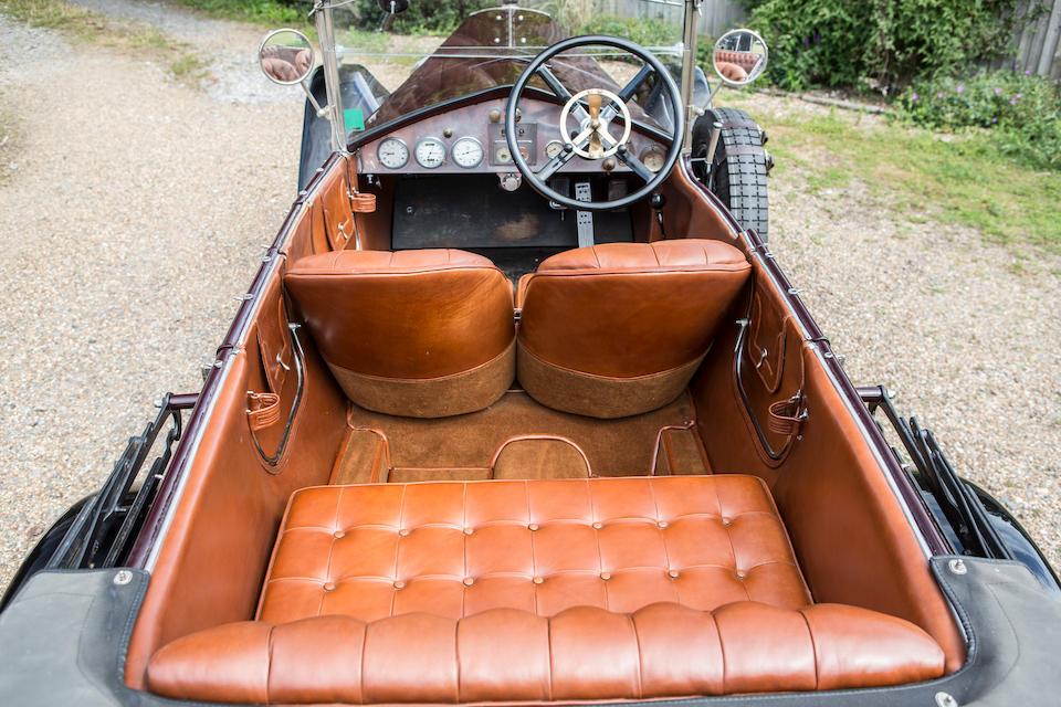 1925  Vauxhall 30/98hp OE Velox Tourer  Chassis no. OE195