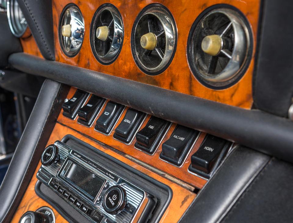 Jensen  Interceptor cabriolet 1976
