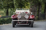 1927 Rolls-Royce 40/50HP SILVER GHOST 'PICCADILLY' ROADSTER  Chassis no. S295PL