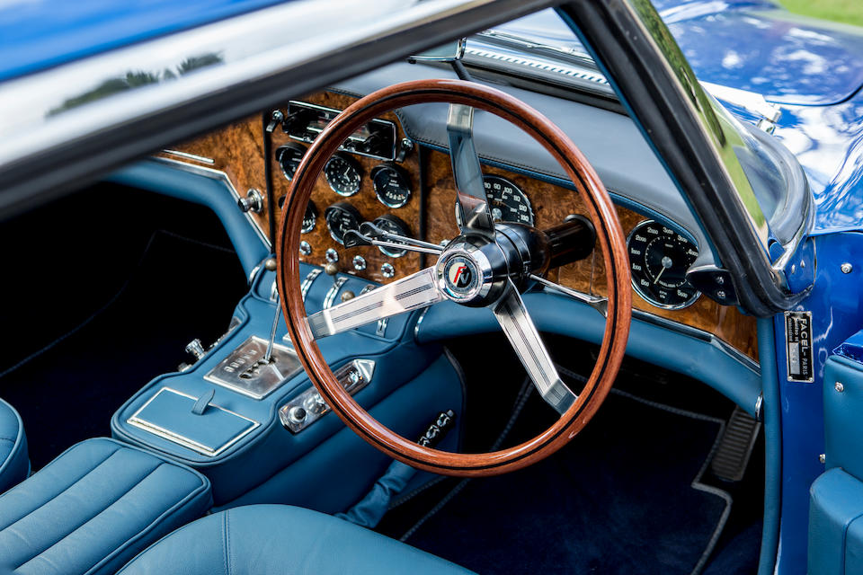 1962 Facel Vega II Coupé  Chassis no. HK2A122