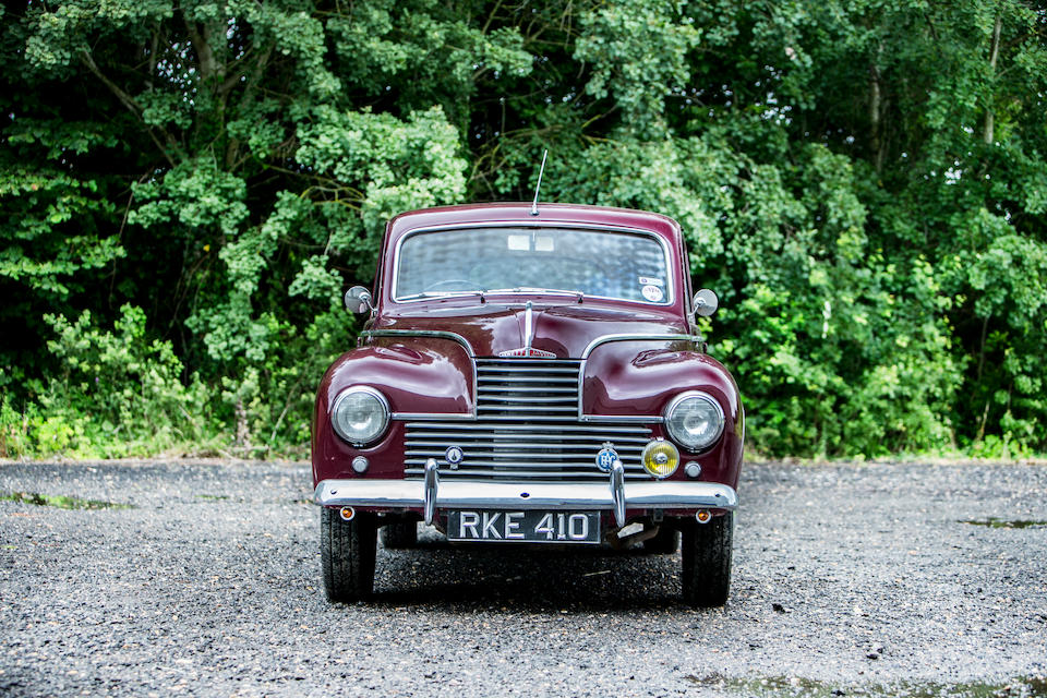 Property of a deceased's estate,1953 Jowett Javelin Saloon  Chassis no. E2/PE/23811D