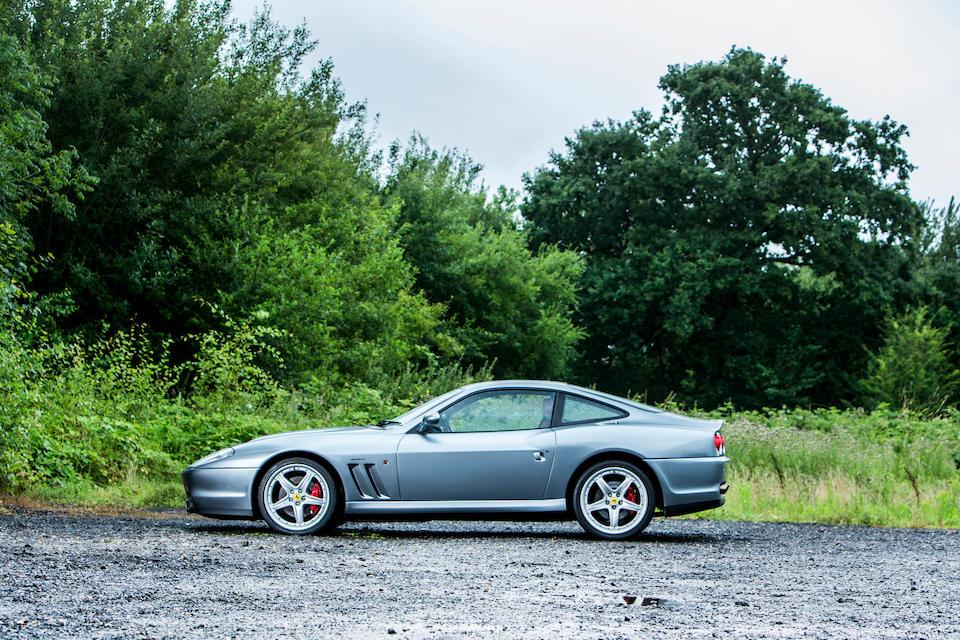 2003 Ferrari 575M Maranello Coupé  Chassis no. ZFFBT55C000132365
