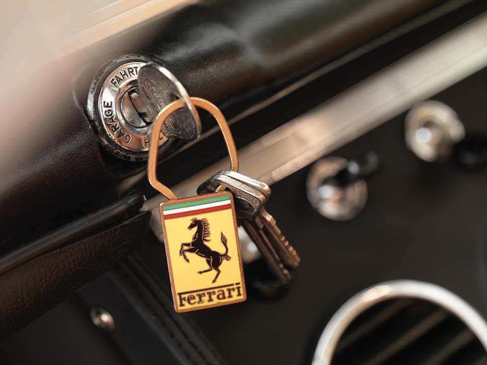 Ex-Edouard Washer,1968 Ferrari  365 GTC Coupé  Chassis no. 12031