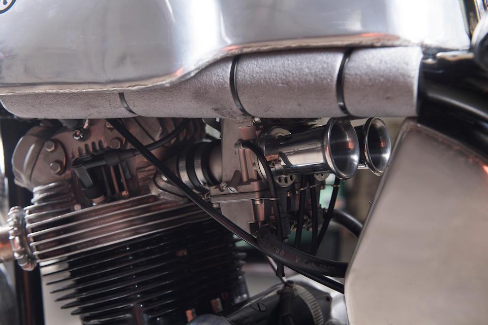 Norton 920 cm3 Atlas « café racer » 1967