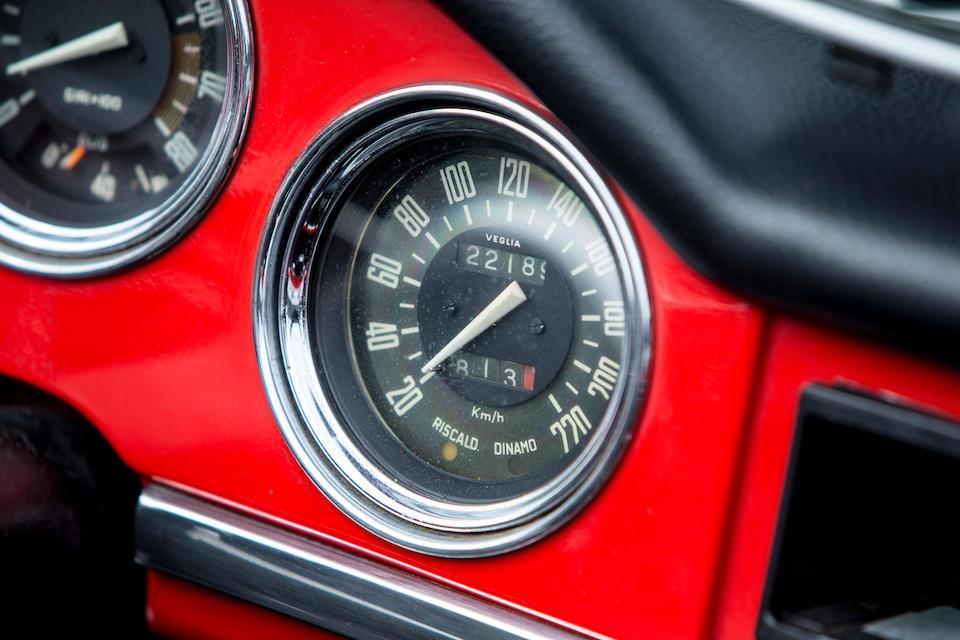 1964 Alfa Romeo Giulia 1600 Spider Veloce  Chassis no. AR1390059