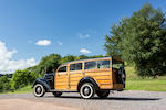 1936 Ford  V8 22hp Model 62 'Woodie' Station Wagon  Chassis no. 52174352