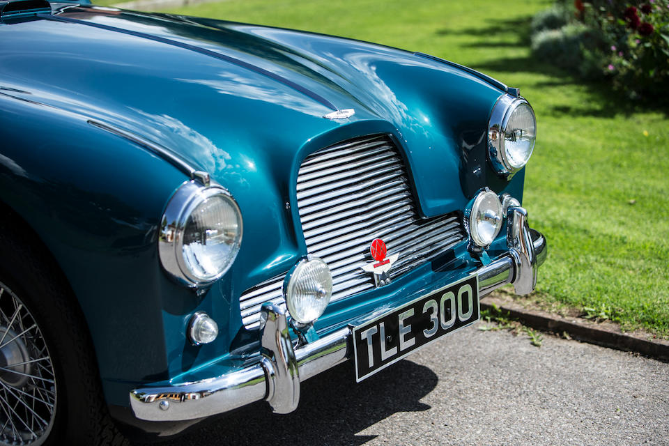 1956 Aston Martin DB2/4 MkII Coupé  Chassis no. AM3001241