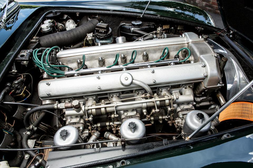 1964 Aston Martin DB5 Sports Saloon  Chassis no. DB51598R