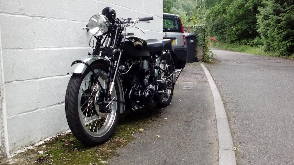 1951 Vincent 998cc Black Shadow Series-C Frame no. RC/9207B/C Engine no. F10AB/1B/7307