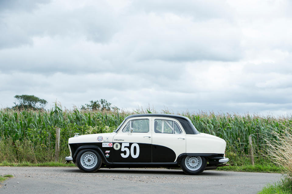1956 Austin A50 Cambridge Competition Saloon  Chassis no. HS5/130338