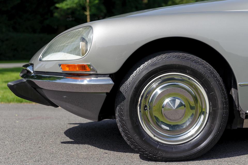 Citroën DS 21 décapotable 1969