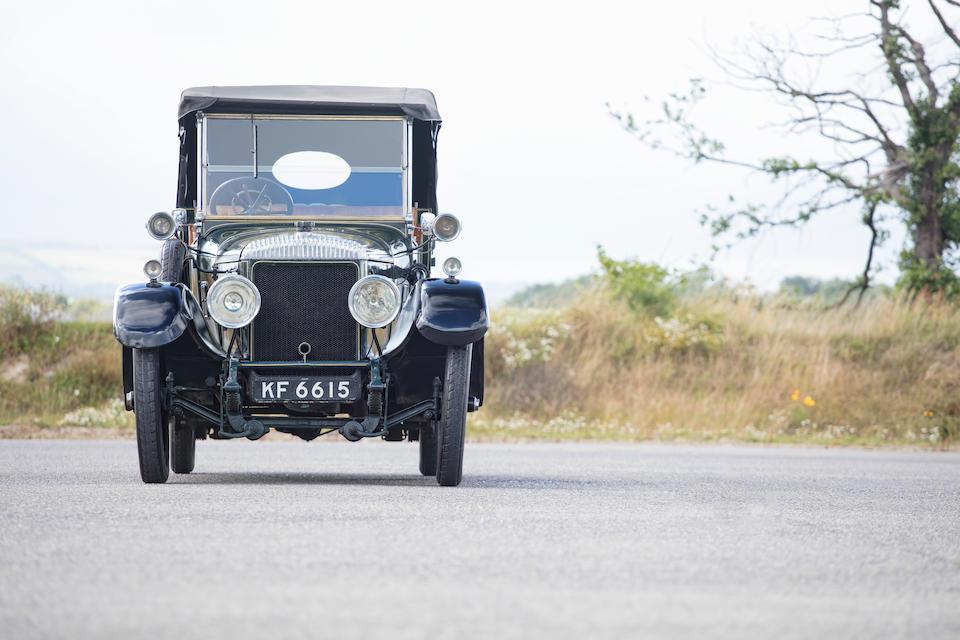 1923 Daimler TS 6.30 Tourer  Chassis no. 20709
