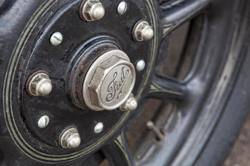 1925 Fiat 510 De Luxe Berlina  Chassis no. 0251170