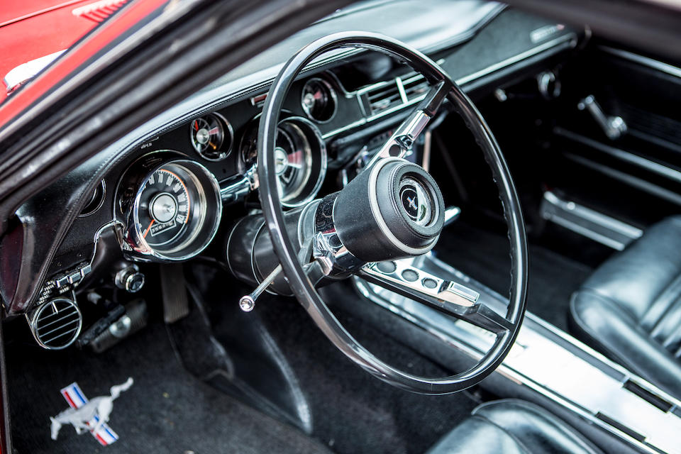 1967 Ford Mustang Coupé  Chassis no. 7R01C219973
