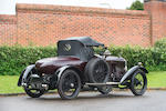 1920 Vauxhall 30-98hp E-type Two-seat plus Dickey Tourer  Chassis no. E260