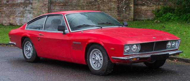 1970 Monteverdi 375L Coupé  Chassis no. 2030R