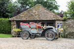 1902 Westfield Model G 13hp Twin-Cylinder Four-Seat Rear-Entrance Tonneau  Chassis no. 316