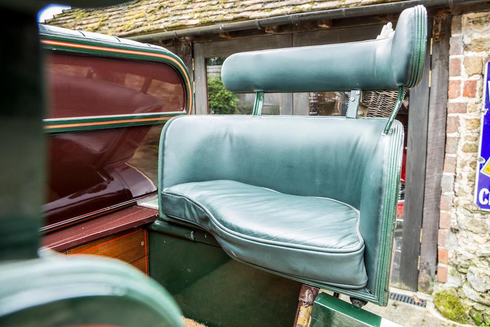 1901 International Charette 6hp Single-Cylinder Four-Seat Rear-Entrance Tonneau  Chassis no. 140