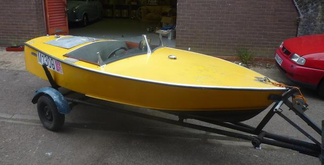 c.1958 Albatross Sports Runabout MkIII