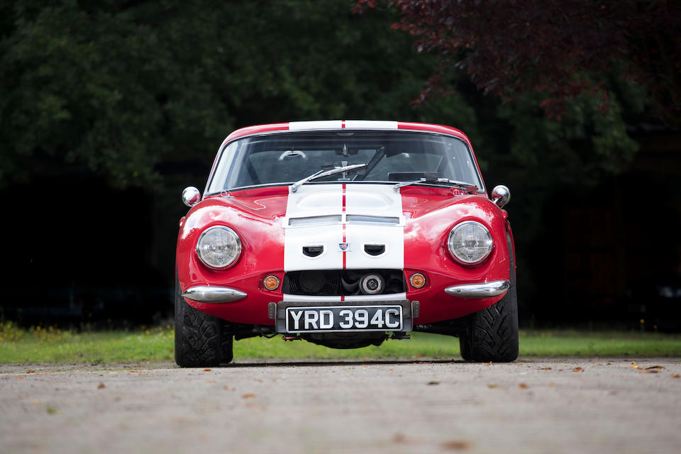 1965 TVR Griffith 200 Coupé  Chassis no. 2005023